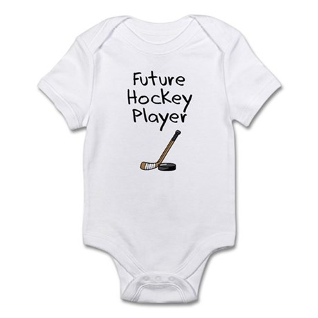 Future Hockey Player Infant Bodysuit