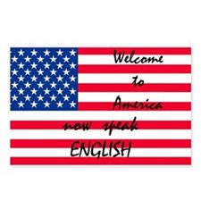 Speak English Postcards (Package of 8)