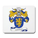 Lisola Coat of Arms Mousepad
