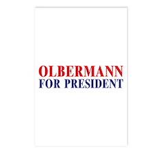 Olbermann for President Postcards (Package of 8)