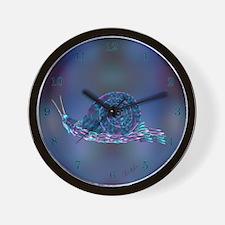 Celebrate Snail Wall Clock