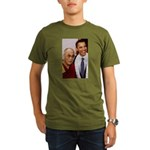 The Art of Happiness Organic Men's T-Shirt (dark)