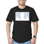 Its Perfect! Men's Fitted T-Shirt (dark)