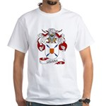 Lizana Coat of Arms White T-Shirt