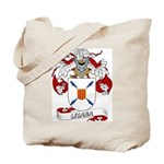 Lizana Coat of Arms Tote Bag