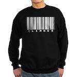 Climber Bar Code Sweatshirt (dark)