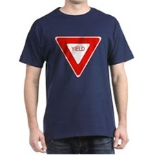 Yield Sign - Street Signs T-Shirt