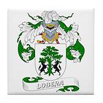 Lobera Coat of Arms Tile Coaster