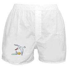 Test Tube Stork Boxer Shorts