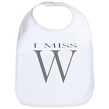 I Miss W Bib