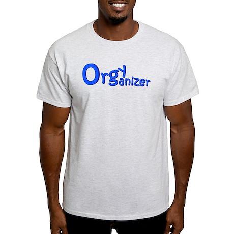 Organizer (Blue) Light T-Shirt