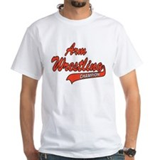 Arm Wrestling Champion Shirt