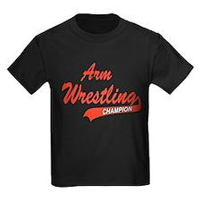 Arm Wrestling Champion T