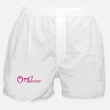Organizer (Pink) Boxer Shorts