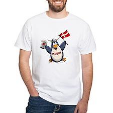 Denmark Penguin Shirt
