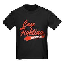 Cage Fighting Champion T