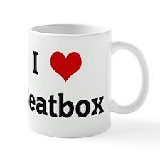 I Love Beatbox Mug