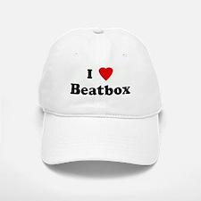 I Love Beatbox Baseball Baseball Cap