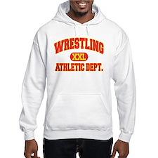 Wrestling Hoodie Sweatshirt