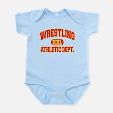 Wrestling Infant Bodysuit