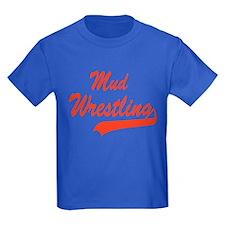 Mud Wrestling T
