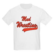 Mud Wrestling T-Shirt