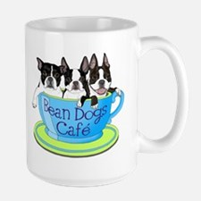 BeanDogs Logo Mugs