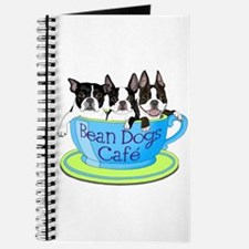 Unique Boston terrier Journal