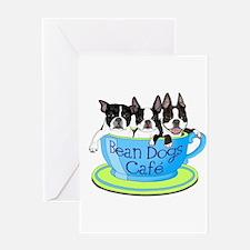 BeanDogs Logo Greeting Cards