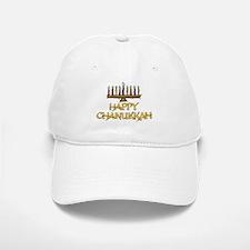 Happy Chanukkah Baseball Baseball Cap