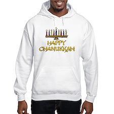 Happy Chanukkah Hoodie