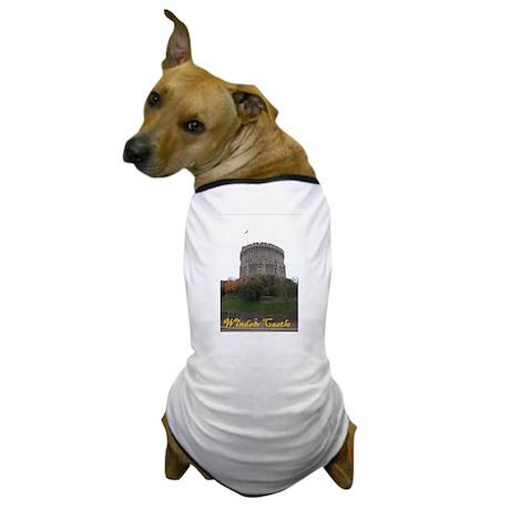 Windsor Castle Dog T-Shirt