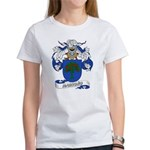 Madrono Coat of Arms Women's T-Shirt