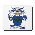 Madrono Coat of Arms Mousepad