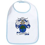 Madrono Coat of Arms Bib