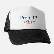 Cute California home schoolers Trucker Hat