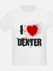I Splatter Dexter T-Shirt