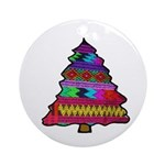 Guat Tree Ornament (Round)
