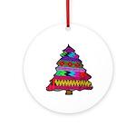 Guat Tree Ornament (Round)