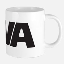 RVA POW MIA 20 oz Ceramic Mega Mug