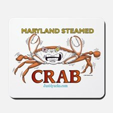 Maryland Steamed Crab Mousepad