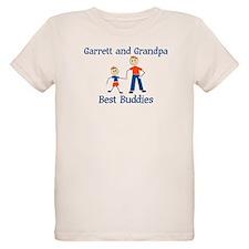 Garrett & Grandpa - Best Budd T-Shirt