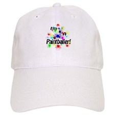 Paintballer Baseball Cap