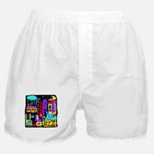 Jazz Nights Boxer Shorts