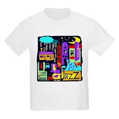 Jazz Nights Kids Light T-Shirt