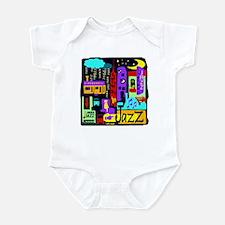 Jazz Nights Infant Bodysuit