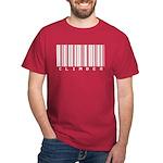 Climber Bar Code Dark T-Shirt