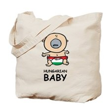 Hungarian Baby Tote Bag