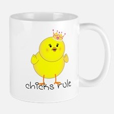 Chicks Rule Mug