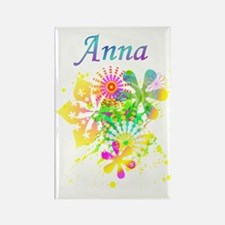 Anna Rectangle Magnet